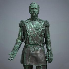 Historical figure miniature